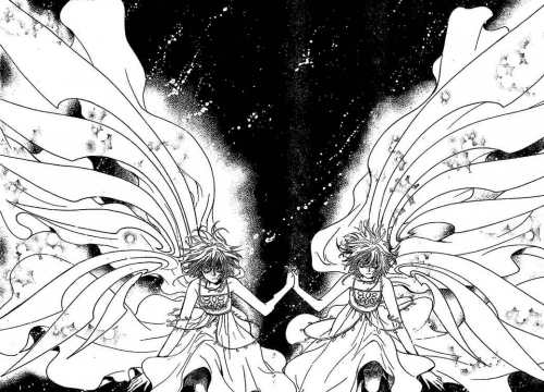 XXXHolic Coloring Pages 1