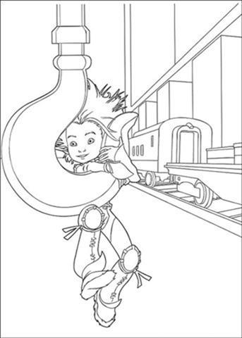 Arthur 3 Coloring Pages 1