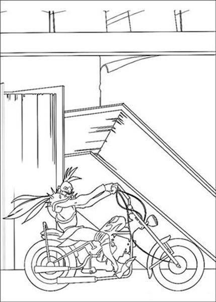 Arthur 3 Coloring Pages 3
