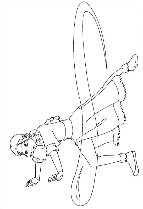 Avatar Coloring Pages 9