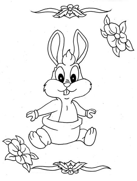 Cartoon Coloring Pages 2