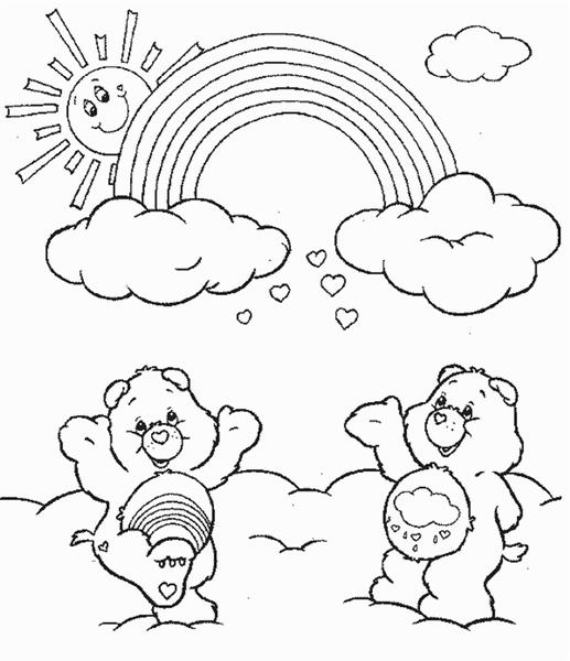 Character Coloring Pages 8