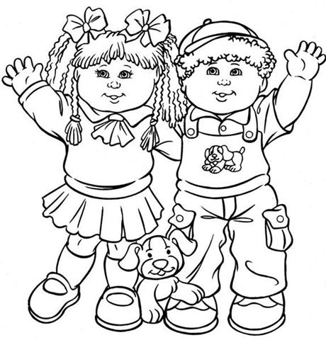 Childrens Coloring Pages 2
