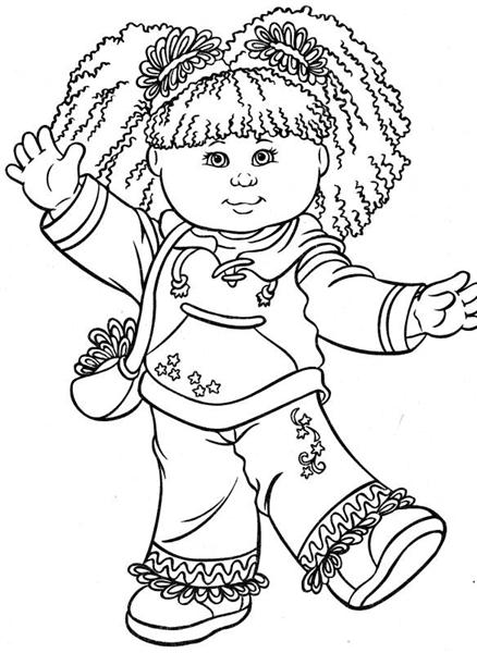 Childrens Coloring Pages 3