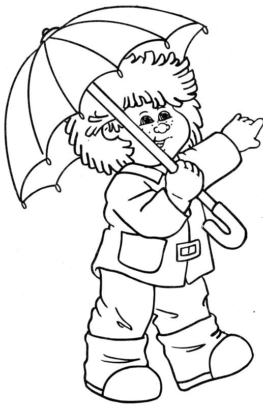 Childrens Coloring Pages 4