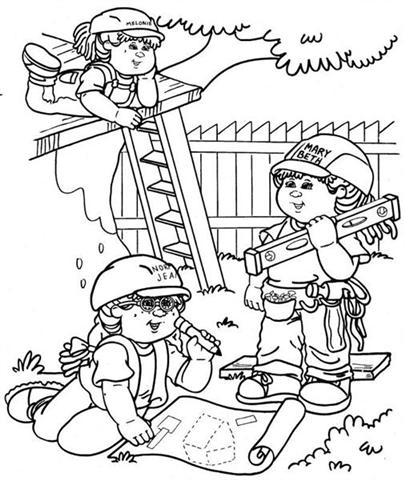 Childrens Coloring Pages 5