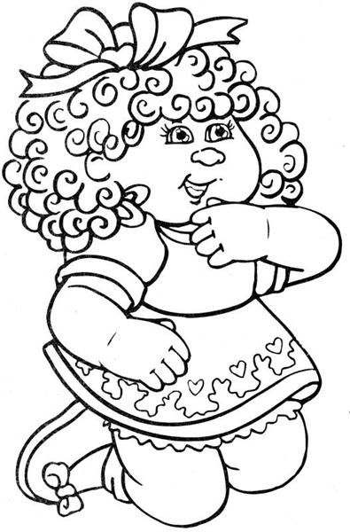 Childrens Coloring Pages 6