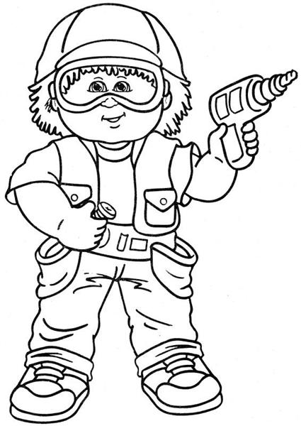 Childrens Coloring Pages 7