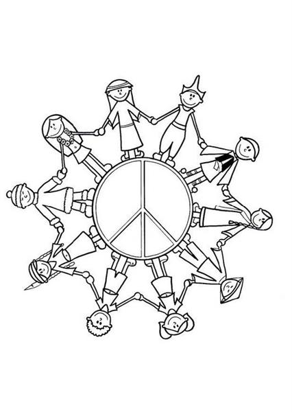 Children Coloring Pages 1