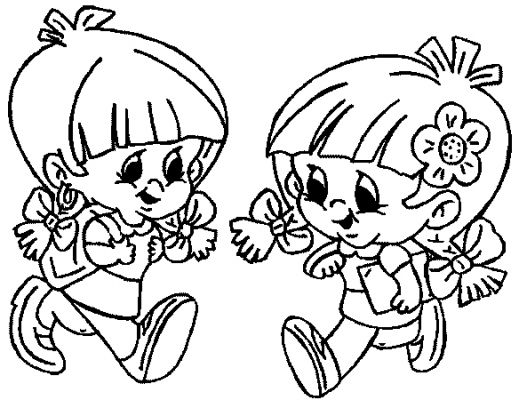children coloring pages 6 - Children Coloring Pages