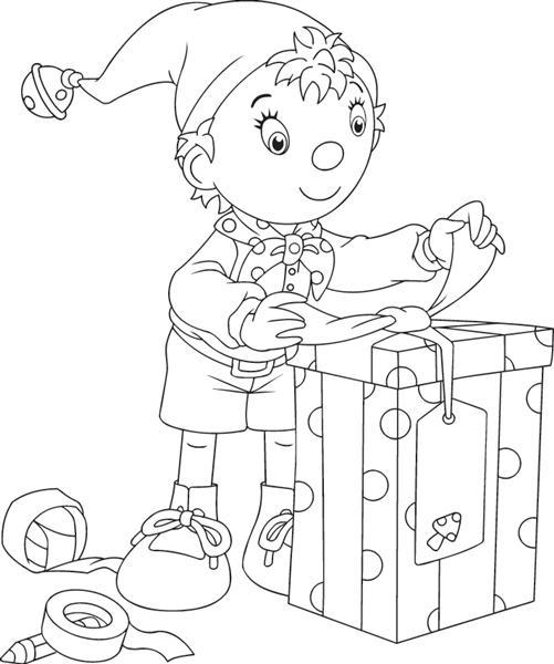 Children Coloring Pages 11