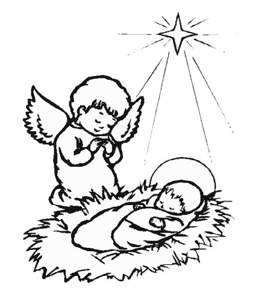 Christian Coloring Pages 9