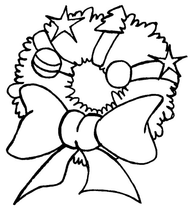 Christmas Printable Coloring Pages | Christmas Coloring Page
