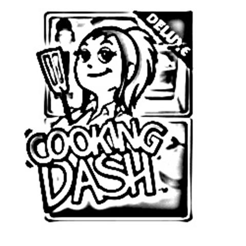 Cooking Dash Coloring Pages 6