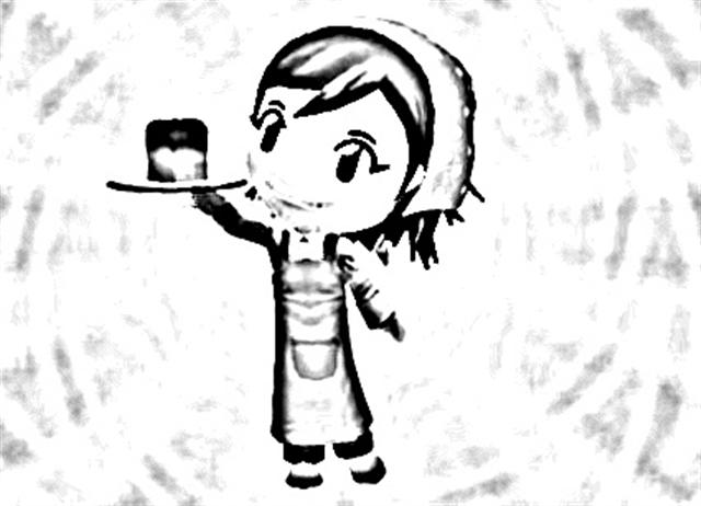 Cooking Mama Coloring Pages 2