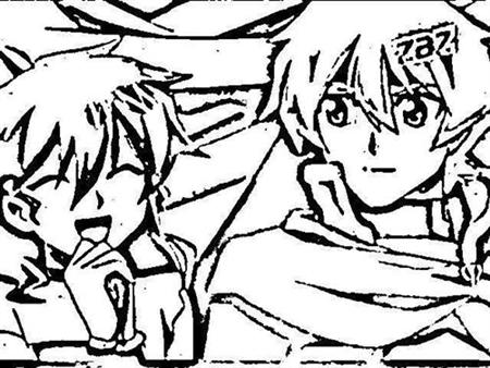 Deltora Quest Coloring Pages 2