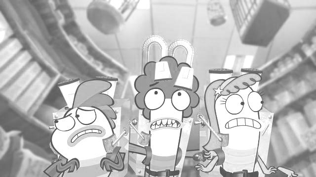 Fish Hooks Coloring Pages 8