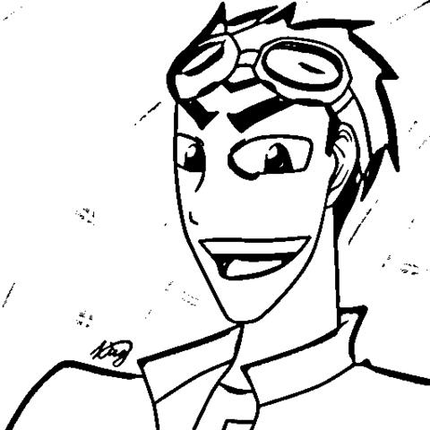 Generator Rex Coloring Pages 2