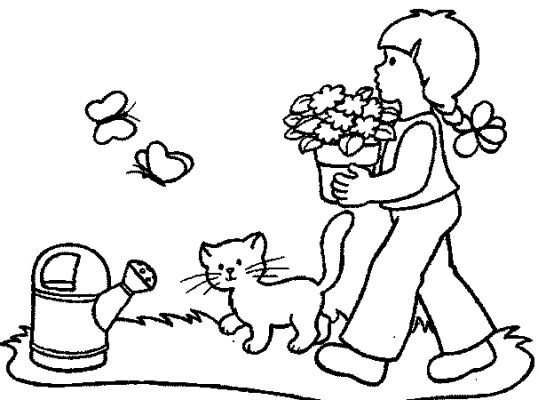 kid coloring pages coloring kids kids coloring sheets - Pictures For Kids To Color