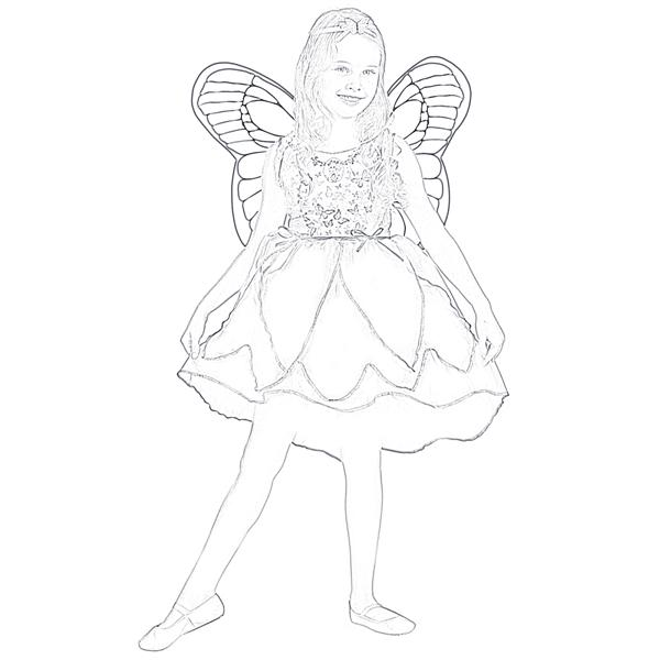 Mariposa Coloring Pages 1