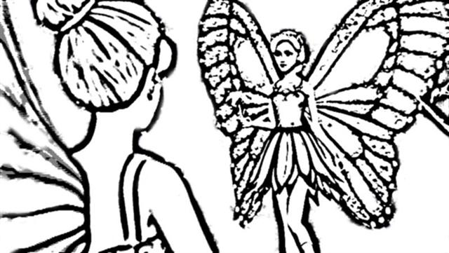 Mariposa Coloring Pages 10