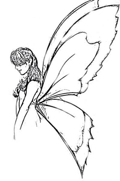 Mariposa Coloring Pages 11