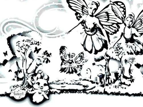 Mariposa Coloring Pages 12