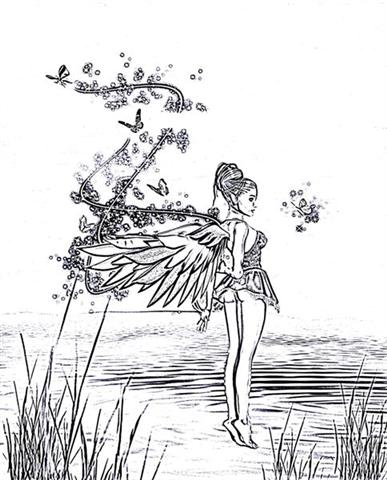 Mariposa Coloring Pages 2