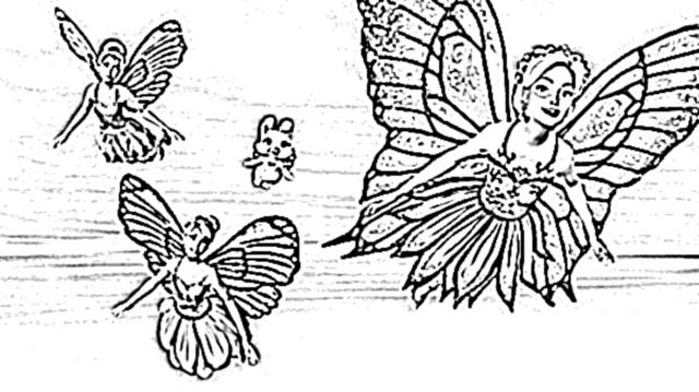 Mariposa Coloring Pages 7