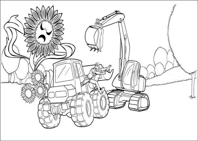 Barbie Thumbelina Coloring Pages 11