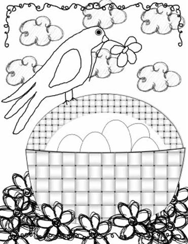 Abstract Coloring Pages 10