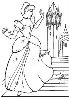 Cinderella New Coloring Pages 32