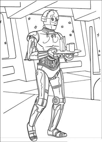 Clone Wars Coloring Pages 3
