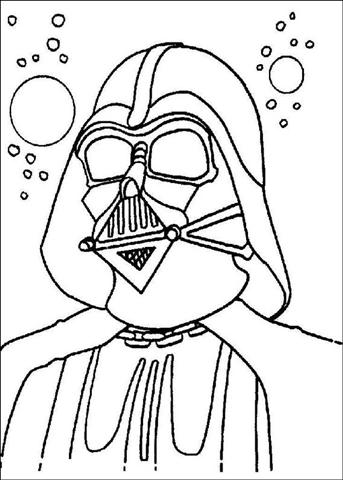 Clone Wars Coloring Pages 4