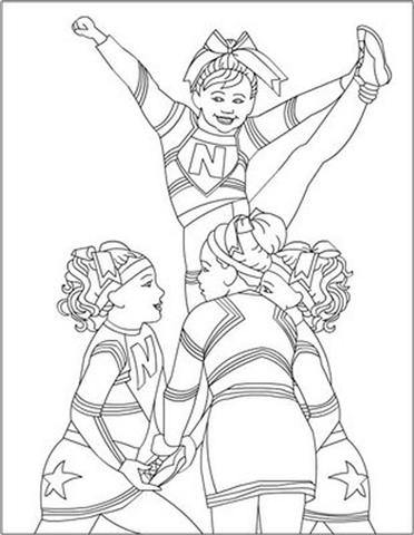Dancing Princess Coloring Pages 2