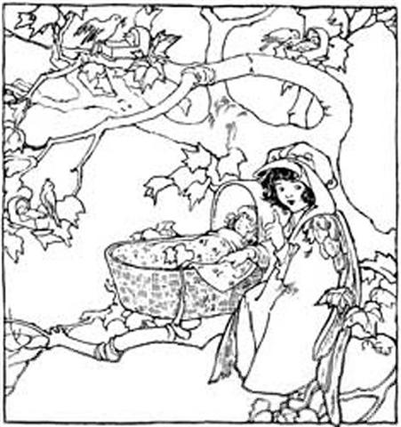 People Coloring Pages 5