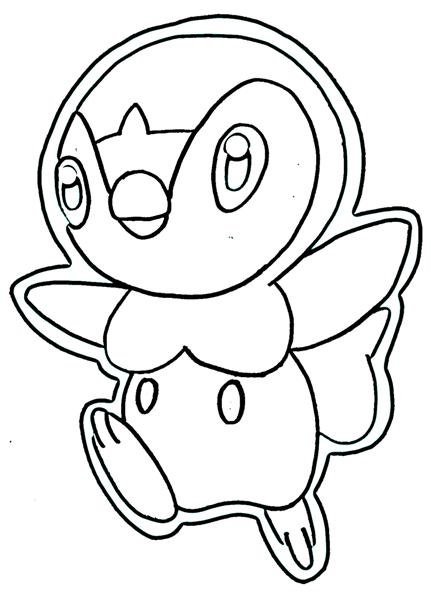 Pokemon Dungeon Coloring Pages 10