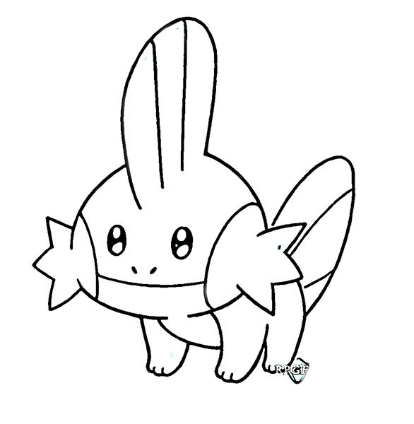 Pokemon Dungeon Coloring Pages 6