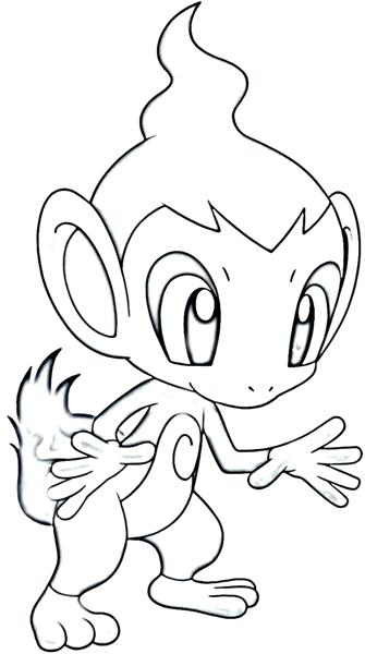 Pokemon Dungeon Coloring Pages 9