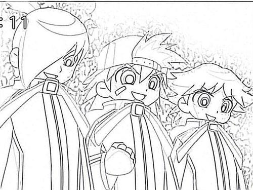 Power Puff Girls Z Coloring Pages 10