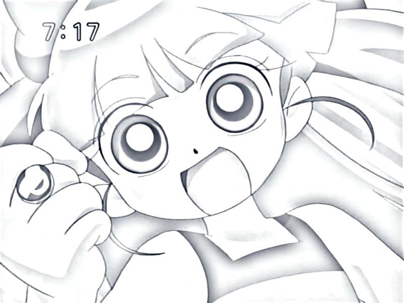 Power Puff Girls Z Coloring Pages 2