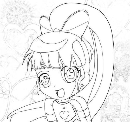 Power Puff Girls Z Coloring Pages 4