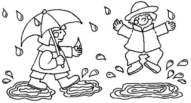 Preschool Coloring Pages 8