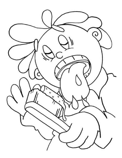 Preschool Coloring Pages 10
