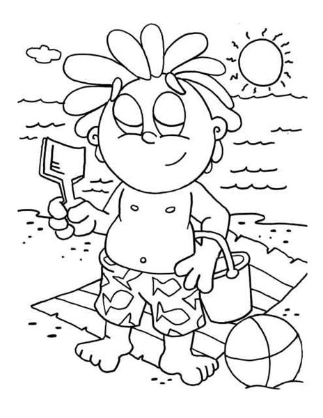 Preschool Coloring Pages 11