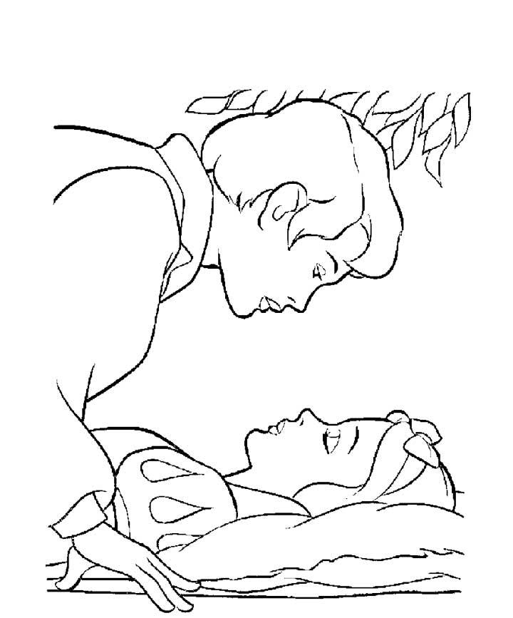 Princess Aurora Coloring Pages 10