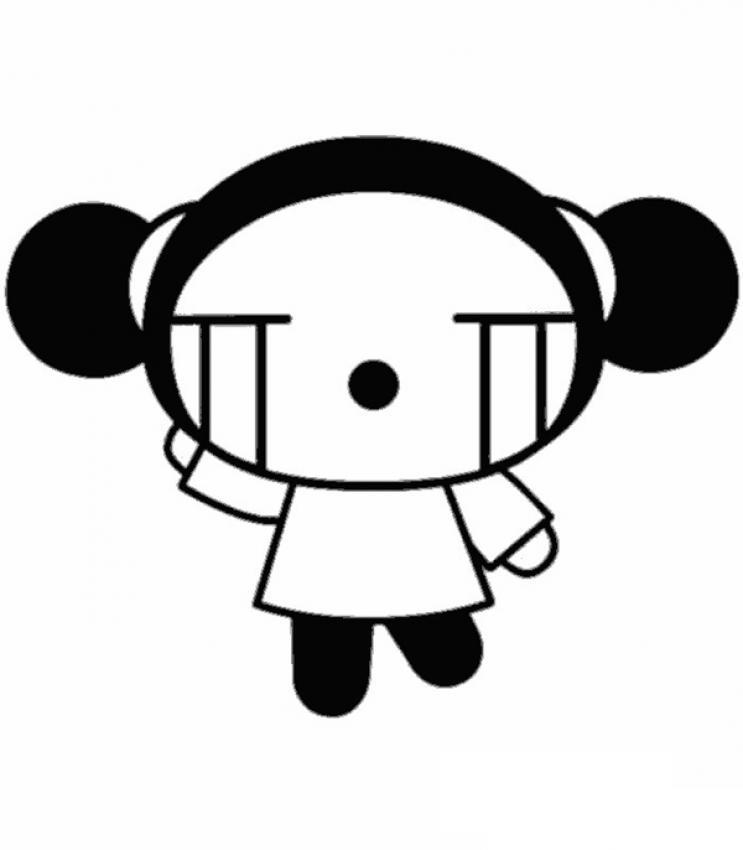 Pucca Coloring Pages 8