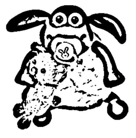 Shaun The Sheep Coloring Pages 2
