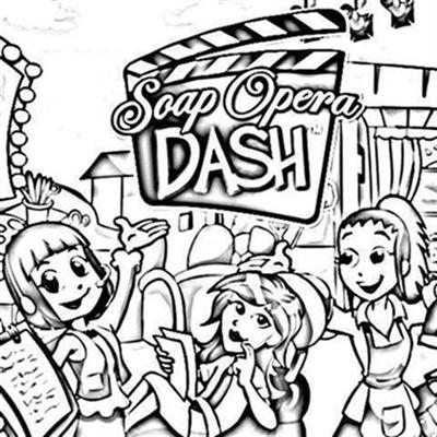 Soap Dash Coloring Pages 3
