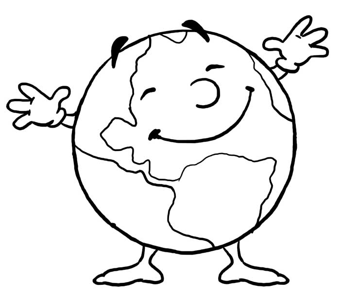 Solar System Coloring Pages  Solar System for Children